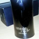 Armani code ultimate! une tuerie olfactive!!