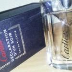 Déclaration d'un soir de Cartier : Sentir la rose nouvelle senteur masculine