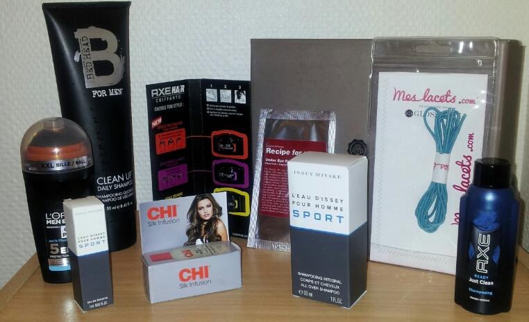 Id e cadeau pour noel 1 glossy box homme - Idee cadeau homme box ...