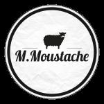 M.Moustache : La moustache se porte aux pieds!