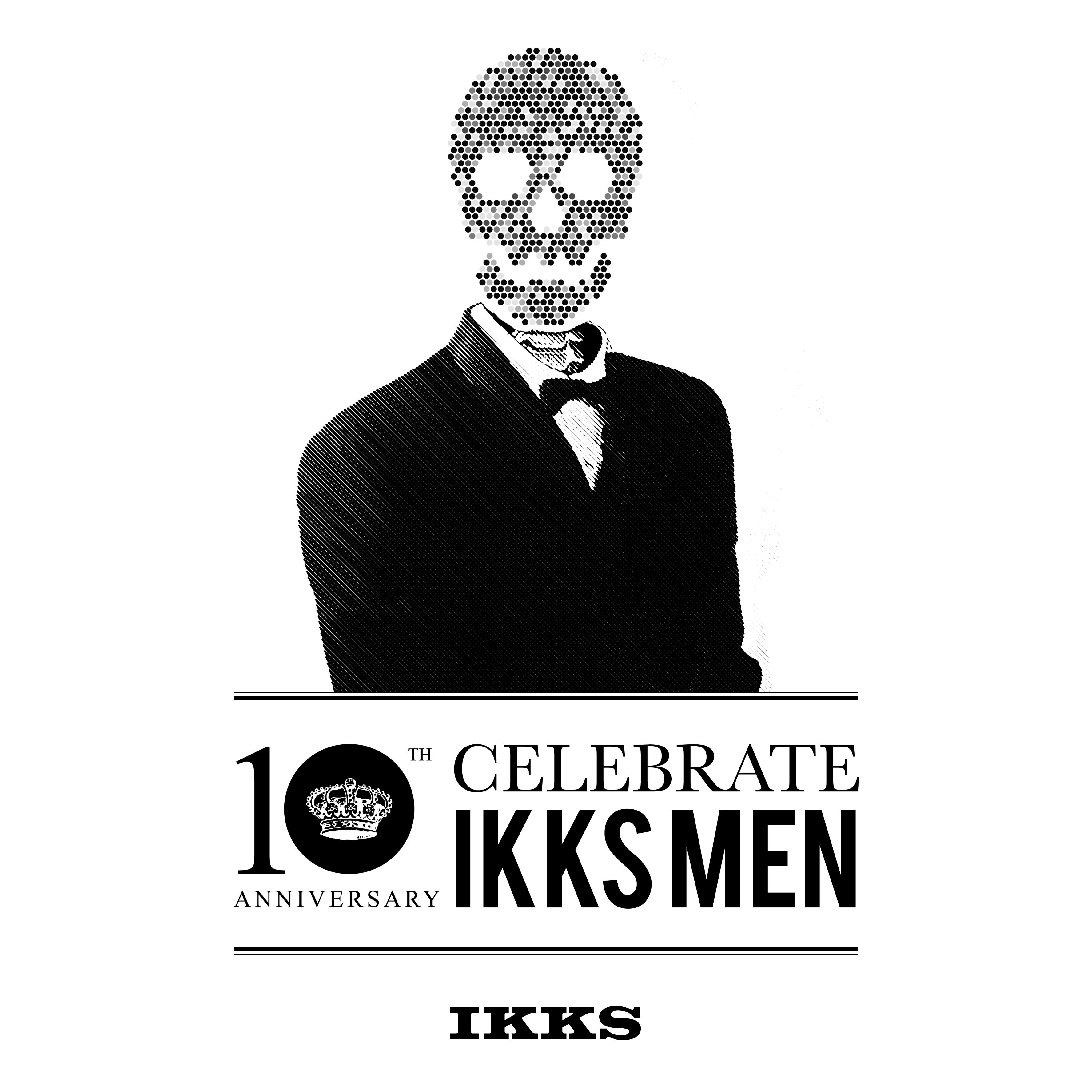 10 ans d'IKKS MEN