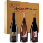Coffret de dégustation de vins de MY GOOD WINES