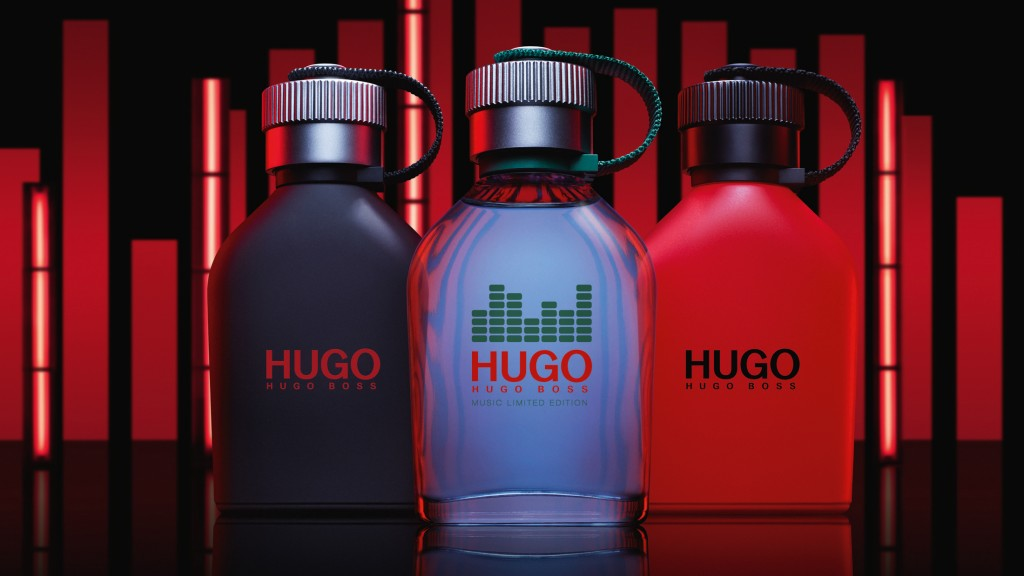 Hugo Man Music Limited Edition