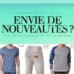 Présentation de la collection printemps-été 2014 BLZ Jeans