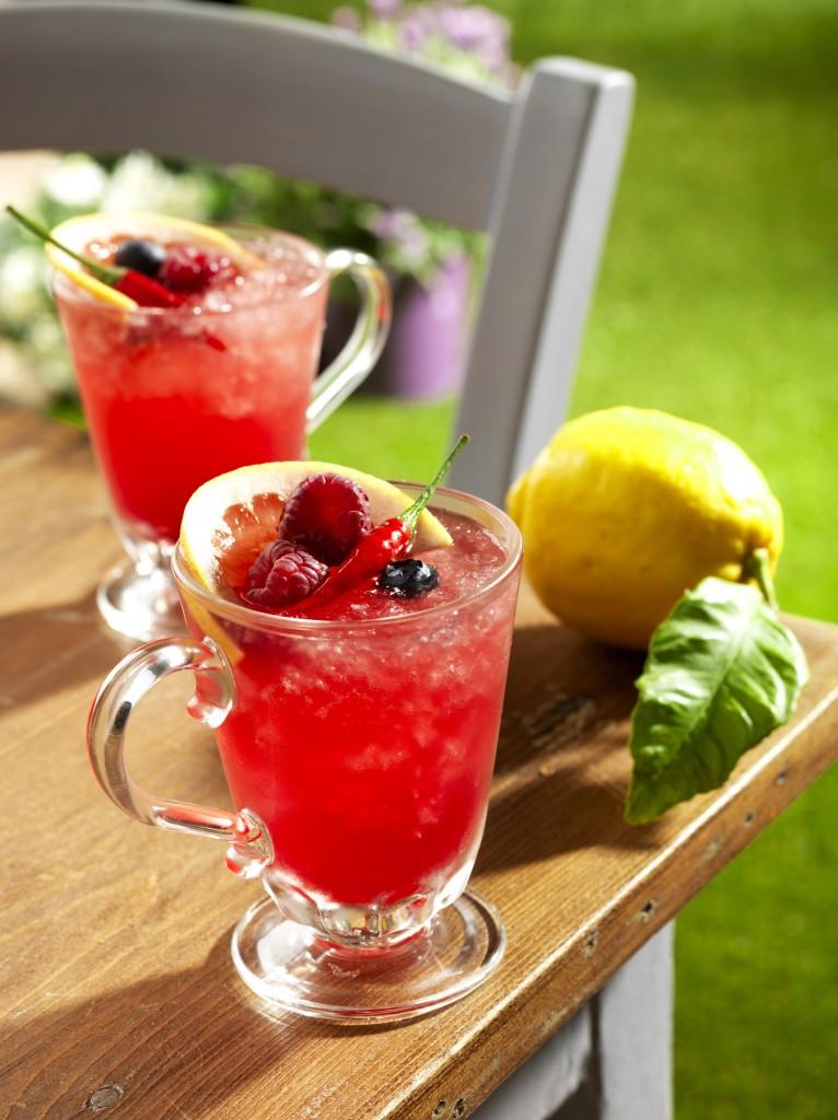 cocktails aux saveurs estivales