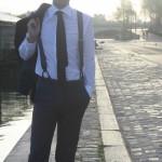 La cravate par les Bretelles de Léon