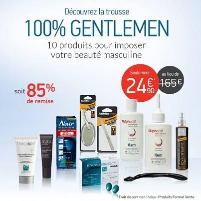 Betrousse spéciale gentlemen