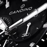Présentation des montres suisses Candino