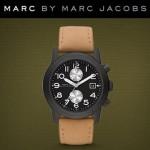 Marc Jacobs présente sa première collection de montres homme