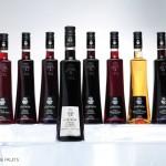 Cocktail Black Taï à la crème de cassis de Joseph Cartron