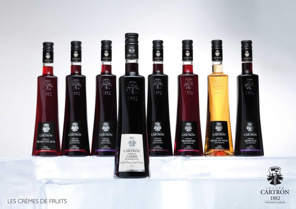 Cocktail Black taï Joseph Cartron