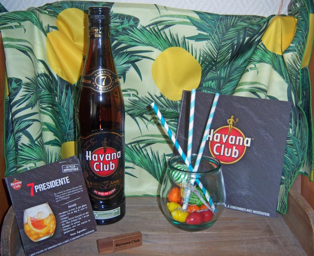 coffret Havana Club