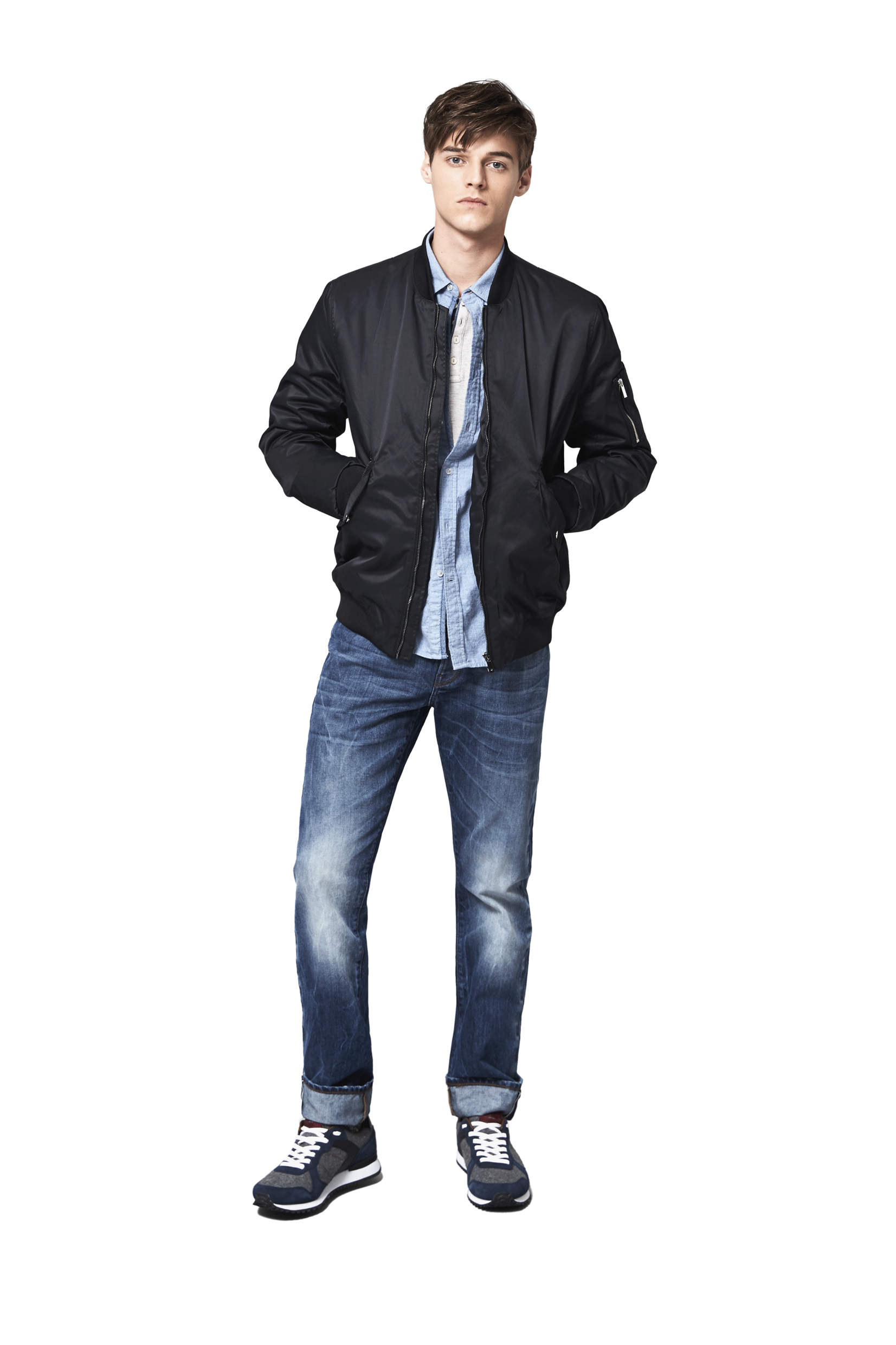 Deniim Selvedge de celio
