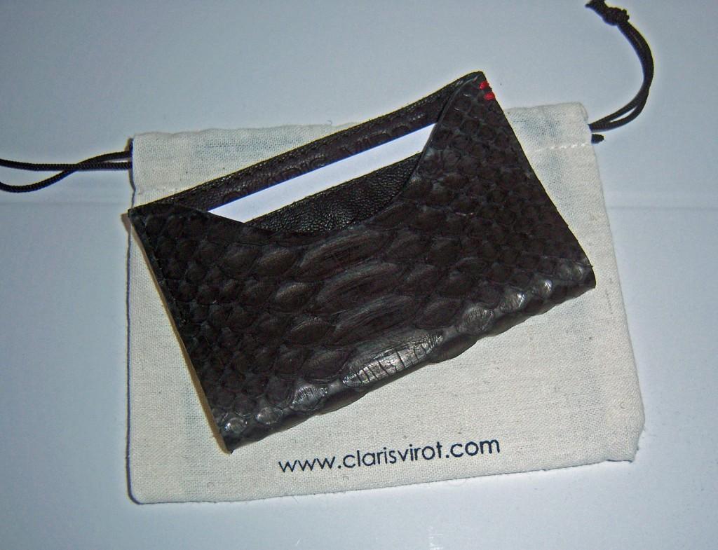 Pr sentation de l 39 edition luxe de rentr e dandybox - Porte carte cuir homme luxe ...