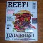 Les tentatrices du 3ème numéro de Beef !