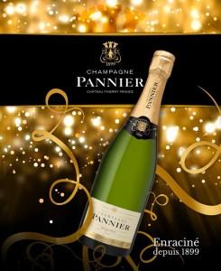 champagnes Pannier