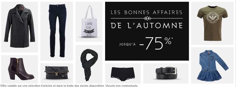 Fin de collection automne 2014 galeries Lafayette