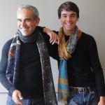 #idéecadeau ! Pour Noël, offrez un foulard Petrusse !