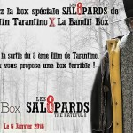 La BanditBox X les 8 Salopards, une collaboration exclusive