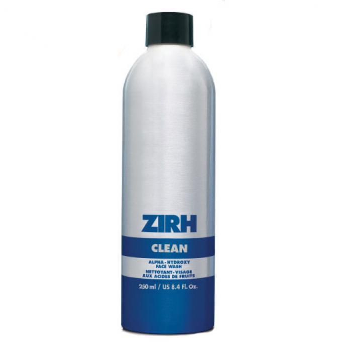 nettoyant visage clean Zirh