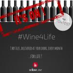 [Relais Concours] Wine4life ! Remportez un abonnement vin à vie !