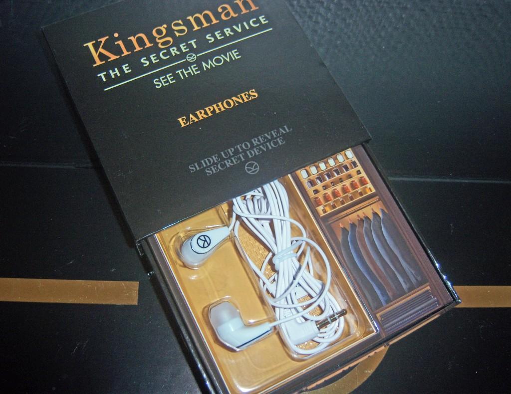 Kingsman X Dandy Box