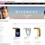 La Boutique du parfum, présentation