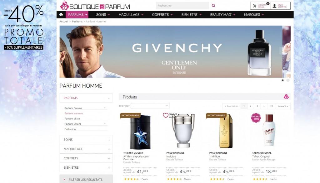 La Boutique du Parfum