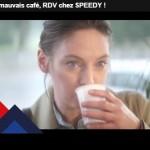 Le service client Speedy récompensé mais pas pour son café !