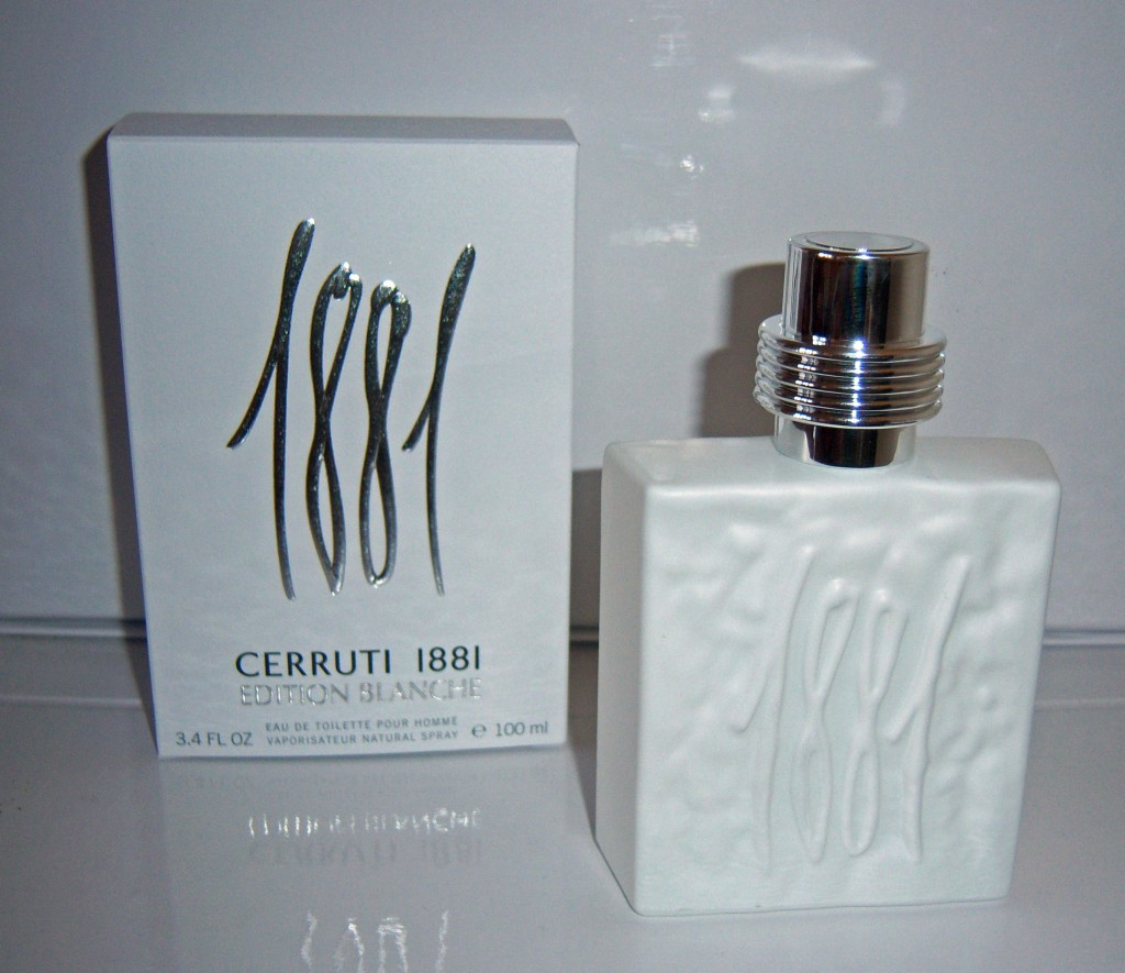 Cerruti 1881 Edition Blacnhe