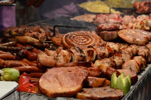 barbecue réussi