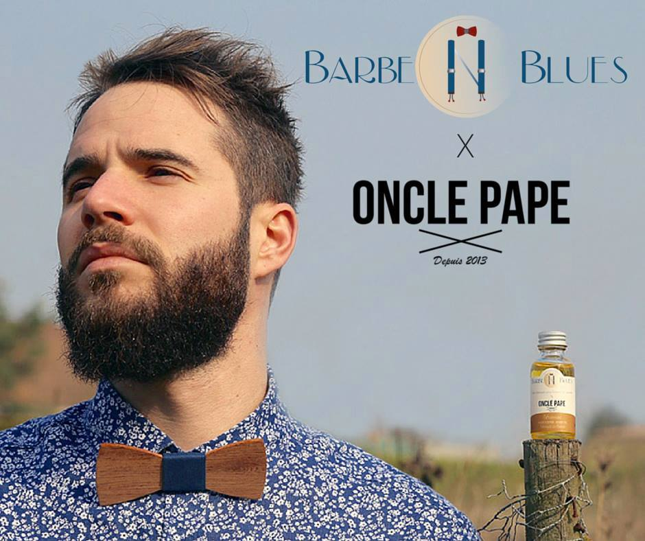 barbe N Blues X Oncle Pape