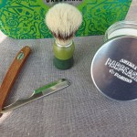 Coffret rasoir shavette Antiga Barbearia de Bairro