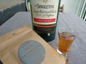 Singleton Spey Cascade