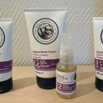 les 3 étapes du rasage selon The Real Shaving Company