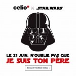 Collection capsule celio* Star Wars
