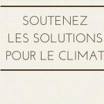Votez pour l'environnement sur mypositiveimpact.org