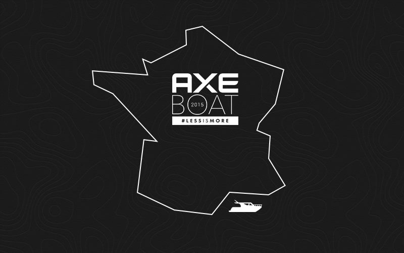 axe boat