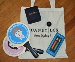 Dandy Box Time to play