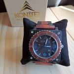 Konifer Wooden Watch, présentation