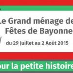 Les coulisses des Fêtes de Bayonne