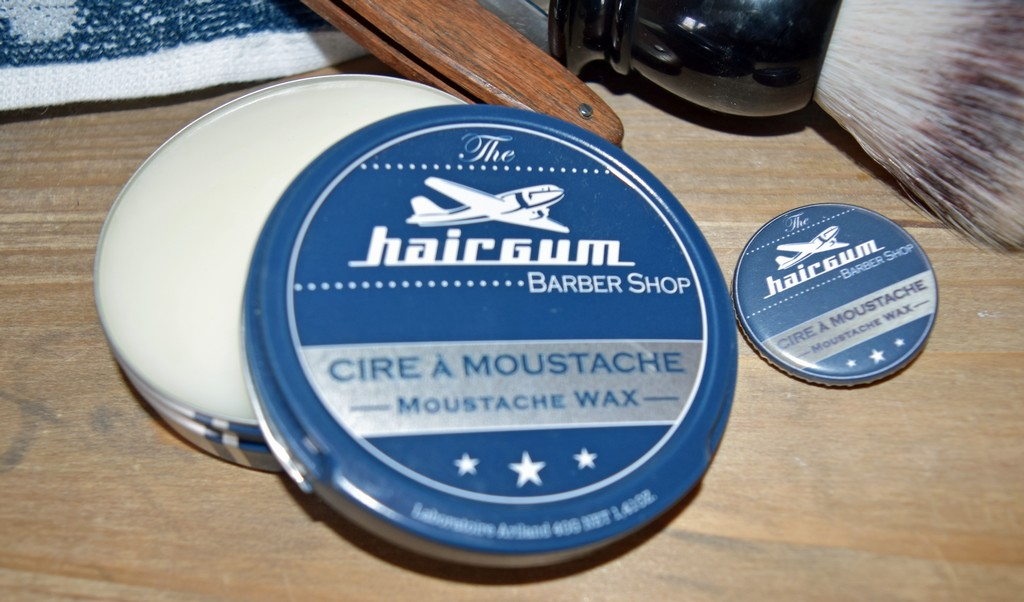 gamme the hairgum barber shop test avis. Black Bedroom Furniture Sets. Home Design Ideas