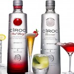 Cocktails à la vodka Cîroc
