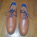 Chaussures Faguo Hemlock cuir