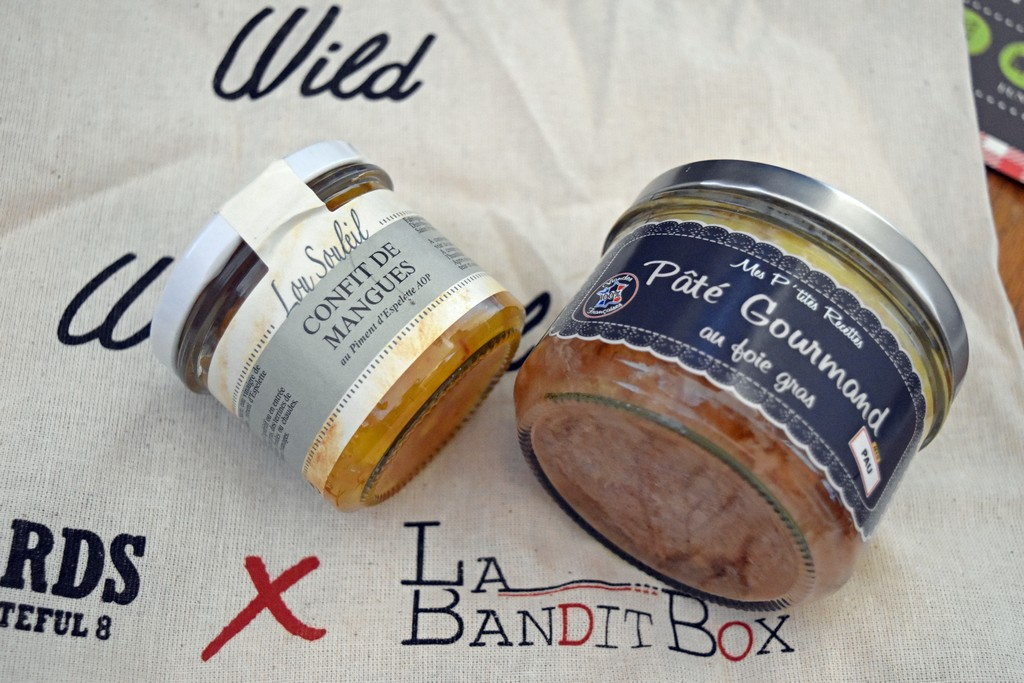 La bandit Box X Les 8 Salopards