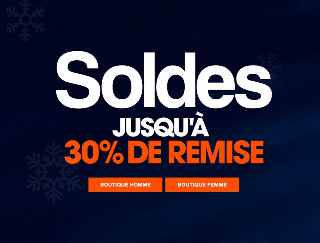 Soldes Superdry hiver 2016