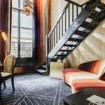 10 chambres d'hôtel masculines à Paris