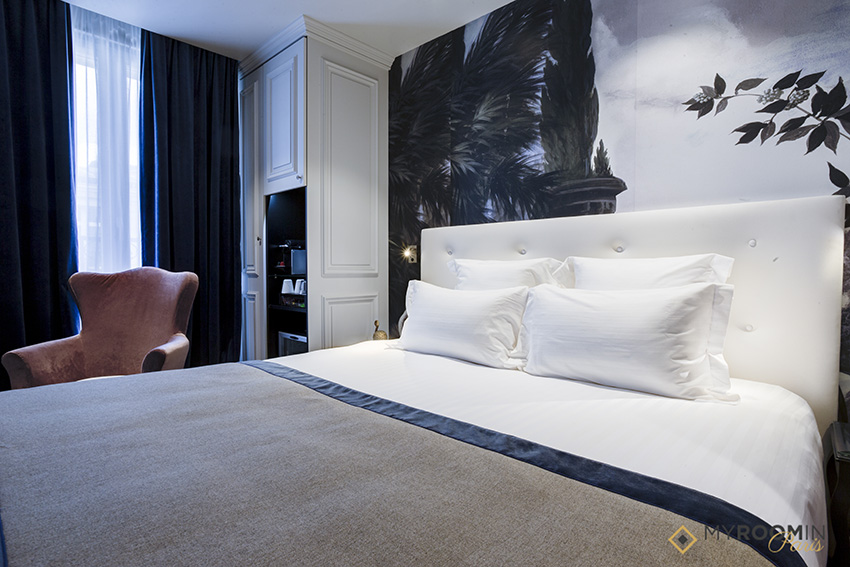 Chambres d 39 h tel 100 masculines paris for Chambre d hotel paris