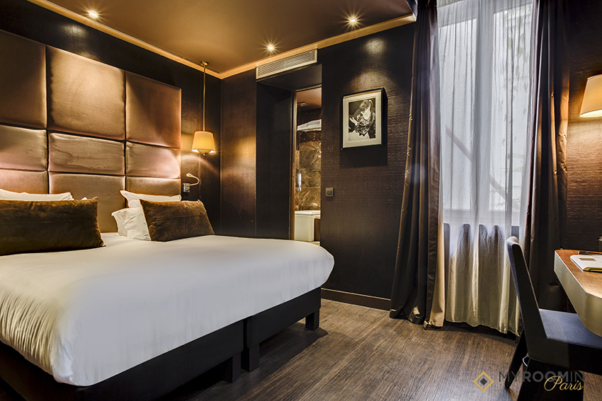 Chambres d 39 h tel 100 masculines paris for Chambre de hotel france