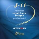 Mystère Love Box, pour une Saint-valentin placée sous le signe du mystère